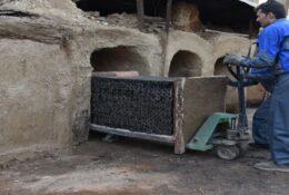 خط تولید زغال فشرده در یزد