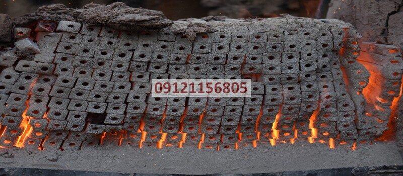 خط تولید زغال فشرده در اهواز
