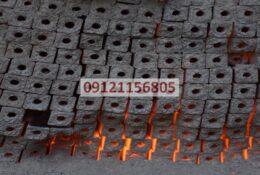 خط تولید زغال فشرده در شاهرود
