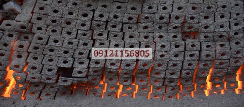 خط تولید زغال فشرده در مشهد