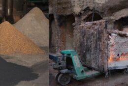 خط تولید زغال فشرده در سنندج