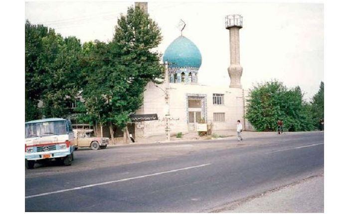 مسجد کمالشهر