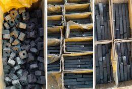 خط تولید زغال فشرده در سیروان
