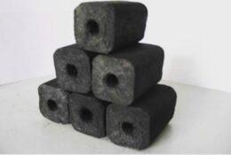 خط تولید زغال فشرده در ابوموسی