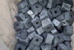 راه اندازی خط تولید زغال فشرده در قائم