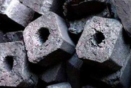 راه اندازی خط تولید زغال فشرده در خمینی شهر