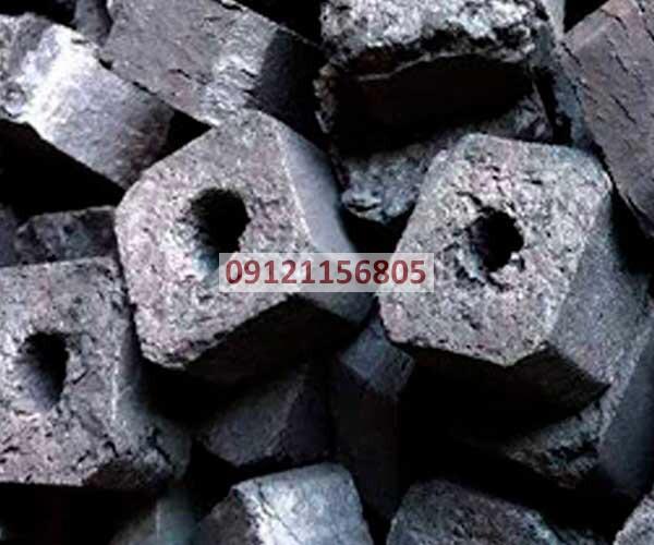 راه اندازی خط تولید زغال فشرده در خلخال