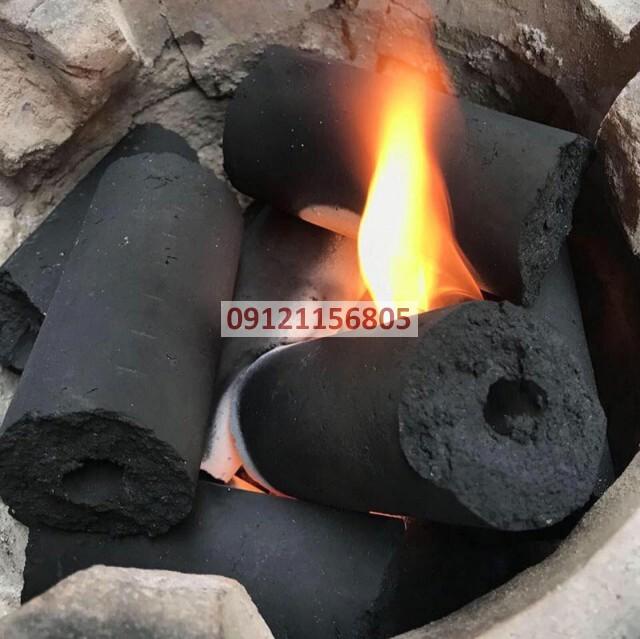 خط تولید زغال فشرده در خوی